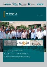 March - helioscope Newsletter