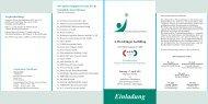 Einladung - der Deutschen Gesellschaft für Angiologie
