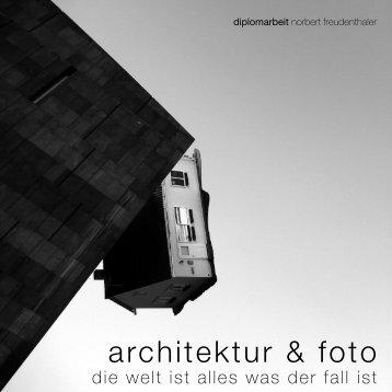 Download Diplomarbeit - Norbert Freudenthaler