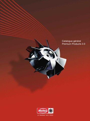 Helios Catalogue général 2.0 - HELIOS Ventilateurs S.à.rl