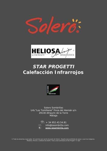 Heliosa - Sombrillas Solero