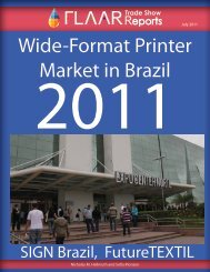 Wide-format printer market in brazil 2011 - large-format-printers.org