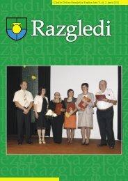 Glasilo Občine Šmarješke Toplice, leto V., št. 2. junij 2011 - Občina ...