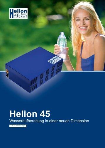 Helion 45 Produktbeschreibung - IBH Technologie