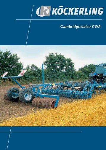 Cambridgewalze CWA