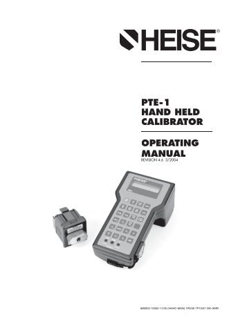 Hand-held vibration calibrator Type AT01