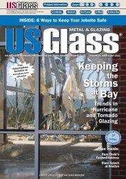 Keeping storms - USGlass Magazine