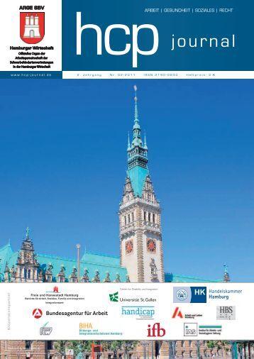 Heft 2/2011 - HCP Journal