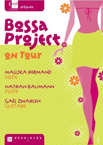 Bossa Project on Tour - EMJB