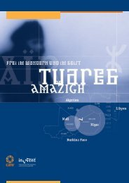 care tuareg - Afrika Tage