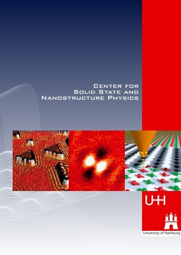 Center for Solid State and Nanostructure Physics - Scanning Probe ...