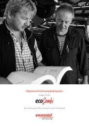 AVB ecocombi - Emmental Versicherung