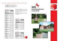 Sozialdemokraten in Horstedt - SPD-Ortsverein Sottrum