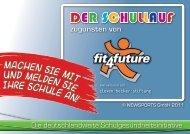 DER SCHULLAUF - Fit for Future