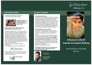 2012_Flyer-Veranst 2 - Goldader Bildung Pforzheim und Enzkreis eV