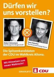 Patrick Söchting - CDU-Altona/Elbvororte