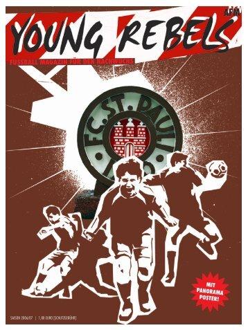 Young Rebels Magazin 2006 - AFM