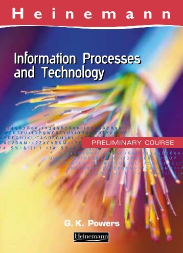 Heinemann Information Processes and Technology - 300 Multiple ...