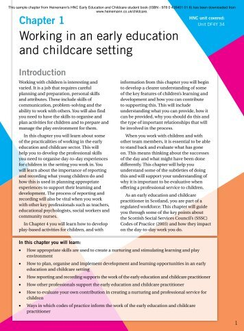 childcare education and subject code Early education and childcare agreement: free early education funding may be subject to freedom of information requests 3 school admissions code 2014.