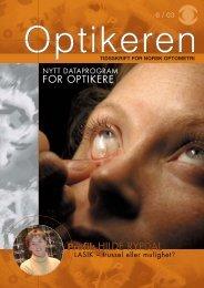 Danse med livet - Norges Optikerforbund