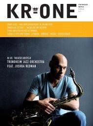 trondheim jazz orchestra feat. joshua redman - KR-ONE