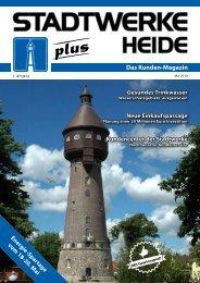 Ausgabe Mai 2010 - Stadtwerke Heide GmbH