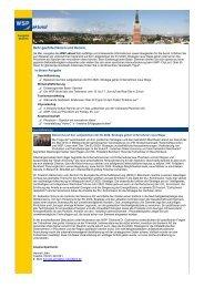 WSP aktuell, Ausgabe Mai 2010 - Wirtschaft und Stadtmarketing ...