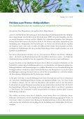 Petition zur Qualitätssicherung in der Ausbildung zum Heilpraktiker ... - Seite 2