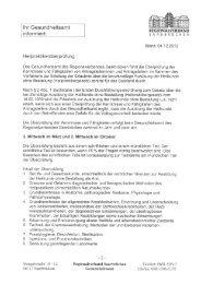 Info Heilpraktikerprüfung - Regionalverband Saarbrücken