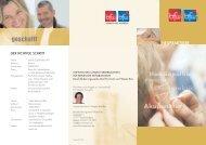 pdf ( 380 KB ) - BFW Bad Pyrmont & BFW Weser-Ems