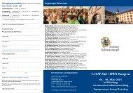 Flyer Vorprogramm 2013 NEU.indd - Werner Sellmer