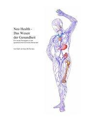 Neo Health - Das Wesen der Gesundheit
