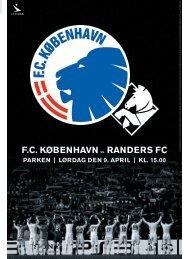 lørdag den 9. april | kl. 15.00 - FC København