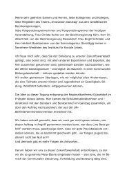 Begrüßung Dr. Karin Kleinen, LVR-Landesjugendamt