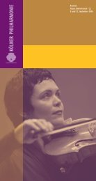 Download PDF - Kölner Philharmonie