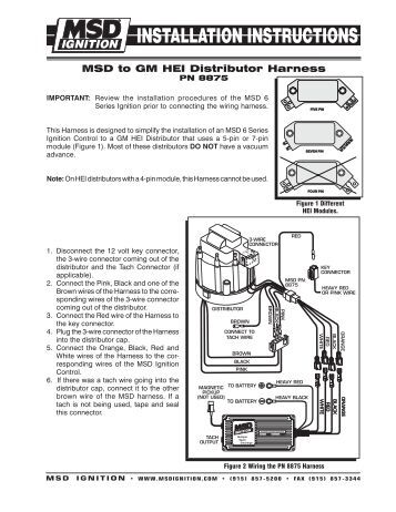 accel ignition wiring diagram  | 750 x 520