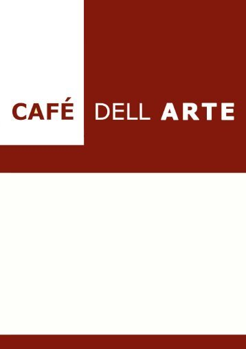 cAFıâ DELL ARTE - CAFÉ DELL ARTE Mainz