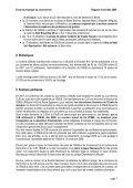 Rapport d'activités 2008 - EMJB - Page 7