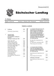 Plenarprotokoll der 31. Sitzung des Plenums vom 06.10
