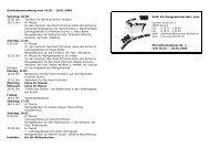 Pfarrinformation Herz Jesu Jahr 2004 - Katholische Pfarrgemeinde ...