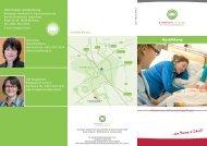 Ausbildung Hebamme - Bamberger Akademie für Gesundheitsberufe