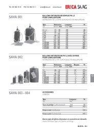 SAVA 001 SAVA 002 SAVA 003 - 004 - Ereca.ch