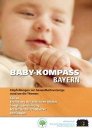 BaBy-Kompass Bayern - BVKJ Landesverband Bayern