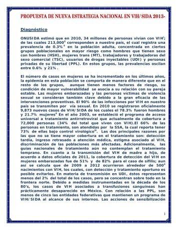 PROPUESTA-ESTRATEGIA-VIH-2013-2018