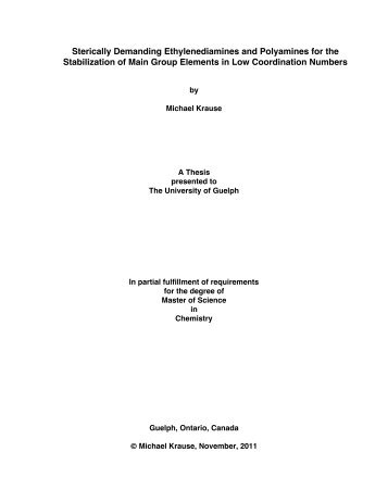 Krause thesis Xray edition - University of Guelph