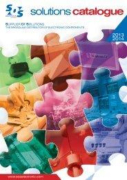 SOS electronic / Solution Catalogue 2013/2014 - SOS electronic sro
