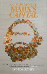 A Companion to Marx's Capital - Free