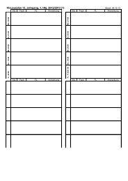 Klausurplan 13. Jahrgang, 1. Hbj. 2012/2013 (1)