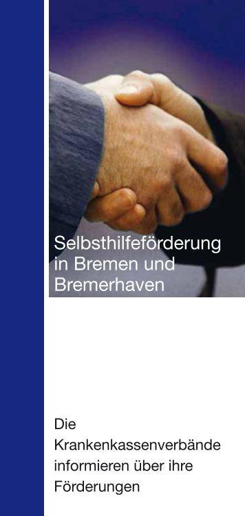 Selbsthilfeförderung in Bremen und Bremerhaven - hkk