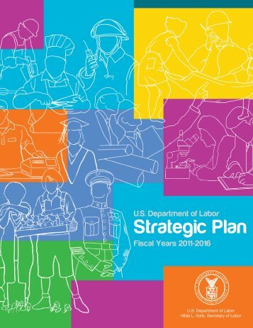 View the Final Strategic Plan - United States Department of Labor